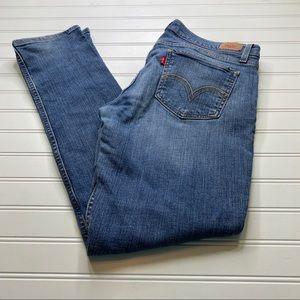 Levi's too superlow 524 women's jeans size 15